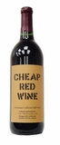 Cheap Red Wine (case of 12)