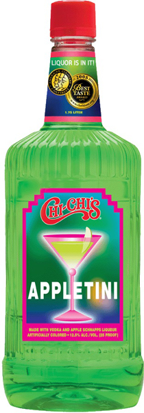 Chi-Chi's Appletini Cocktail 1.75L