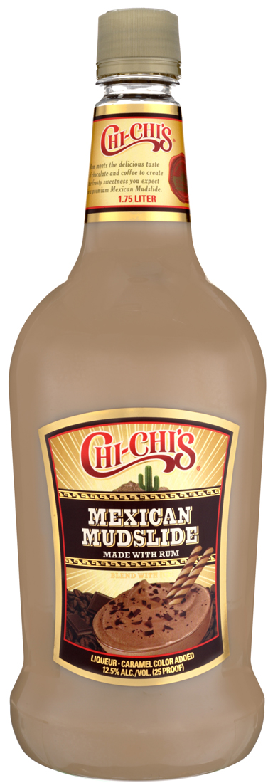 Chi-Chis Mexican Mudslide Cocktail 1.75L