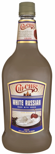 Chi-Chis White Russian Cocktail 1.75L