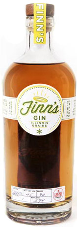 Chicago Distilling Barrel Aged Fin's Gin