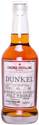 Chicago Distilling Dunkel American Single Malt Whisky