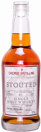 Chicago Distilling Stouted Single Malt Whisky