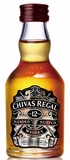 Chivas Regal 12 Year Old Blended Scotch 50ML
