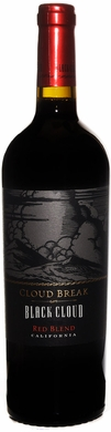 Cloud Break Black Cloud Red Blend 750ML