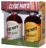 Clyde Mays Bourbon/Alabama Whiskey 2 Pack