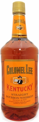 Colonel Lee Bourbon Whiskey 1.75L