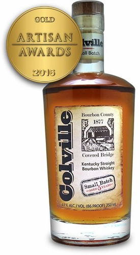 Colville 5 Year Old Kentucky Straight Bourbon Whiskey