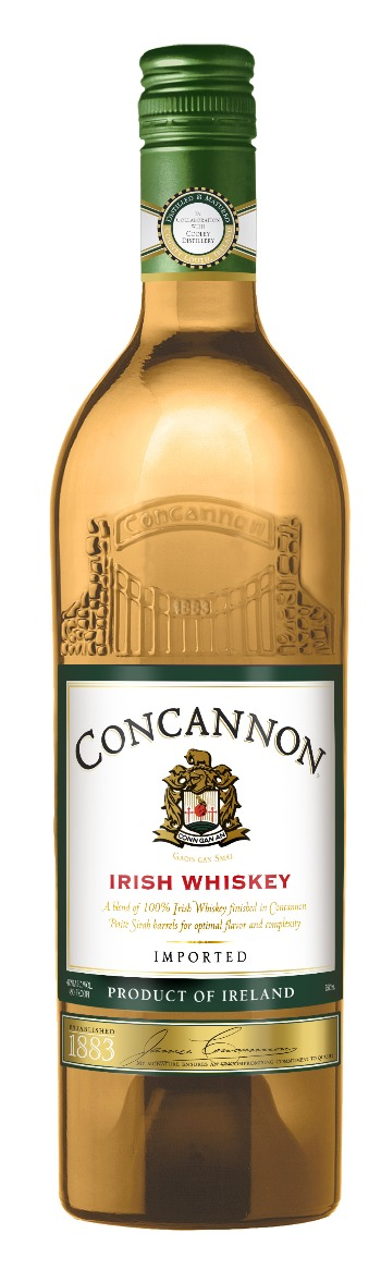 Concannon Irish Whiskey