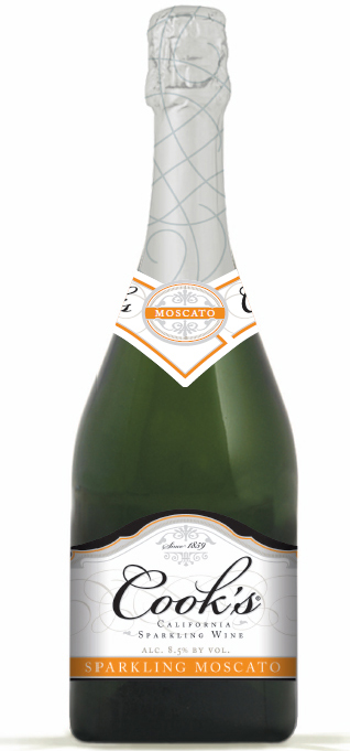 cook 39 s sparkling moscato buy cook 39 s champagne sparkling wine