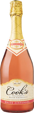 Cooku0027s Sweet Rose Sparkling Wine