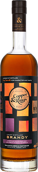 Copper & Kings Craft Distilled Aged Brandy
