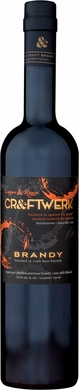 Copper & Kings Craftwerk Brandy Finished in Against the Grain Barrels