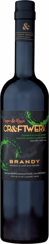 Copper & Kings Craftwerk Brandy Finished in Sierra Nevada Barrels