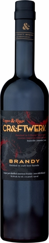 Copper & Kings Craftwerk Brandy Finished in Three Floyds Barrels