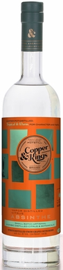 Copper & Kings Vapor Distilled Citrus Absinthe Superior