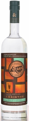 Copper & Kings Vapor Distilled Ginger Absinthe Superior