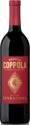 Coppola Diamond Collection Red Label Zinfandel 750ML