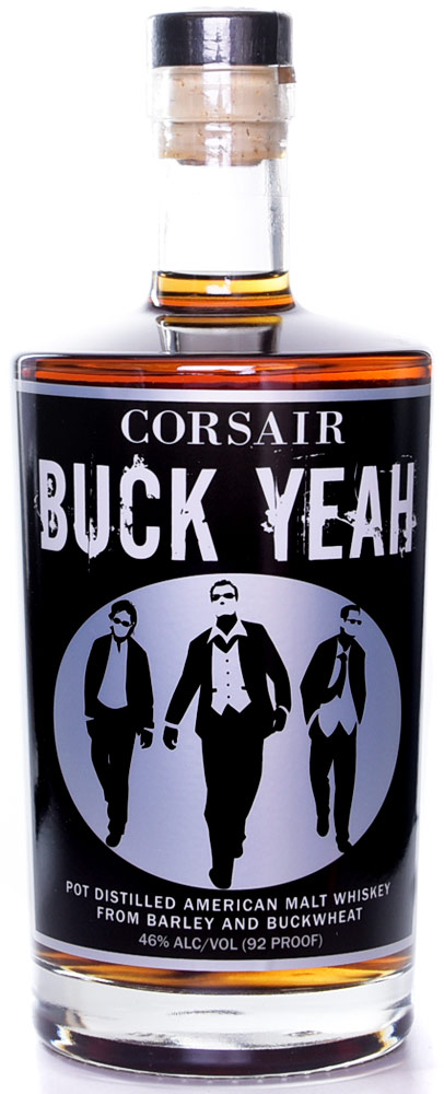Corsair Buckyeah Whiskey