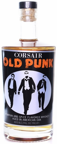 Corsair Old Punk Pumpkin Spice Flavored Whiskey