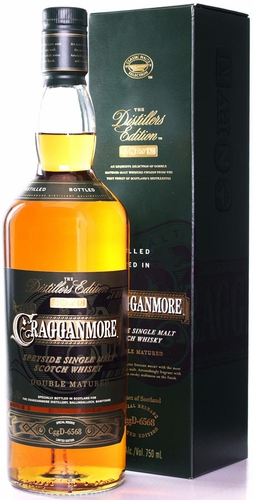 Cragganmore Distillers Edition Single Malt Scotch