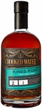 Crooked Water Kings Point Port Cask Finished Bourbon