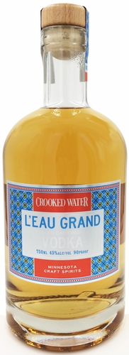 Crooked Water L'eau Grand French Oak Finished Vodka