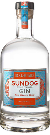 Crooked Water Sundog Gin