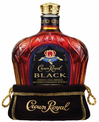 Crown Royal Black Canadian Whisky