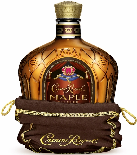 Crown Royal Maple Flavored Whisky