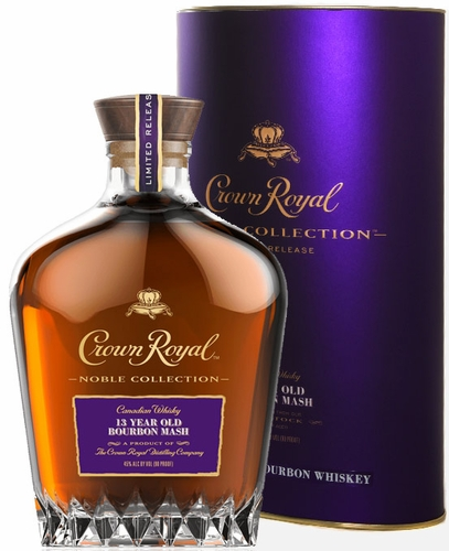 Crown Royal Noble Collection 13 Year Old Bourbon Mash Canadian Whisky