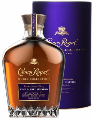 Crown Royal Noble Collection Wine Barrel Finished Canadian Whisky