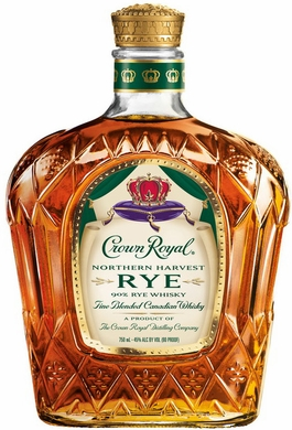 Crown Royal Northern Harvest Rye Whisky 750ML