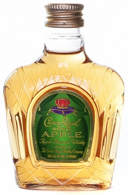 Crown Royal Regal Apple Flavored Whisky 50ML