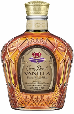Crown Royal Vanilla Flavored Whiskey 750ML