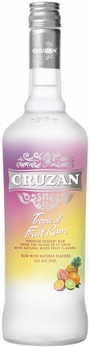Cruzan Tropical Fruit Rum 1L