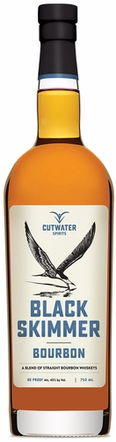 Cutwater Black Skimmer Blended Bourbon Whiskey
