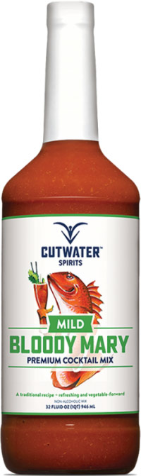 Cutwater Mild Bloody Mary Premium Cocktail Mix