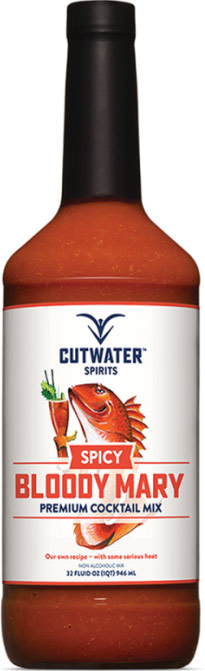 Cutwater Mixers Spicy Bloody Mary