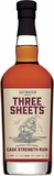 Cutwater Three Sheets Cask Strength Rum 750ML