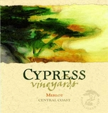 Cypress Vineyards Merlot 750ML