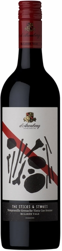 dArenberg The Sticks And Stones Tempranillo Grenache Souzao 750ML 2011