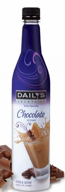 Daily's Chocolate Cream Cocktail