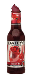 Daily's Raspberry Mix 1L