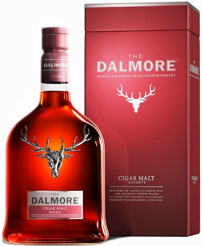 Dalmore Cigar Malt Reserve Single Malt Scotch