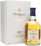 Dalwhinnie 25 Year Old Limited Edition Single Malt Scotch 750ML