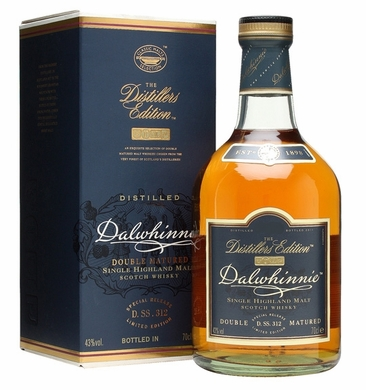 Dalwhinnie Distillers Edition 16 Year Old Single Malt Scotch