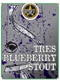 Dark Horse Blueberry Stout