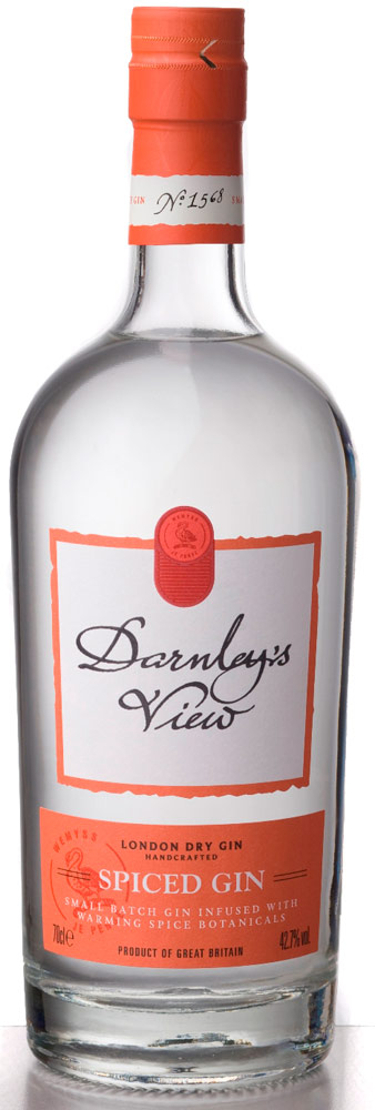 Darnleys View Spiced Gin 750ML