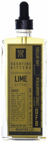 Dashfire Lime Bitters